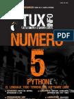 "TuxInfo ""Numero 5"" Revista gratuita en formato PDF"