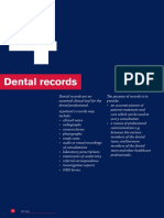 Dental Records by DDU