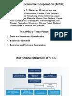 Asia Pacific Economic Cooperation (APEC)