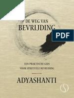 Adyashanti - De weg van bevrijding.pdf