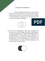 Reglas Del Chamalongo