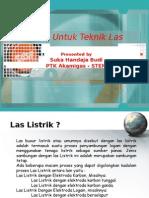 Las Listrik