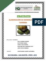 PROYECTO SOBRE ELABORACION DE MERMELADA DE TAPERIBA.pdf
