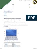 Dell 1520 Documentation
