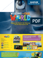 Our World -  National Geogrphic Learning