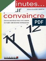 5 Minutes Pour Convaincre