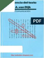 La Ciencia Del Texto[1]