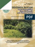 M-26 Pestisida Botani Untuk Mengendalikan Hama Dan Penyakit Pada Tanaman Sayuran(1)