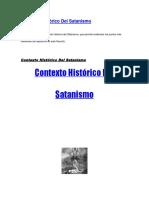 Contexto Histórico Del Satanismo
