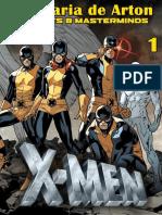 Confraria de Arton - X-Men para M&M