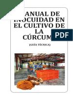 Manual Cultivo de Curcuma