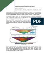 Pengambilan Data Resistivity Dengan Konfigurasi Pole-dipole