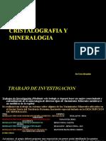 Cap. VI - Mineralogia Quimica