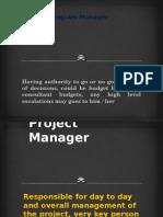 SAP Consultant Roles