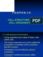 Chapter 2- Biology F4 (Cell)