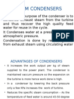 Steam Condensers