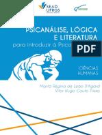 Psicanalise Logica e Literatura 13 de Fev