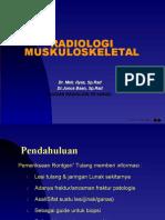 Kuliah Musculoskeletal 05Nov2009