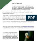 Eliminar los riesgos de Forex invertir
