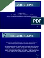 Melanie Kleine