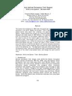 "Sistem Aplikasi Pemesanan Tiket Pesawat ""M-AirLines System"" Berbasis WAP"