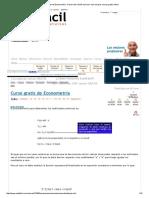 Curso Gratis de Econometría - Desarrollo _ AulaFacil 17