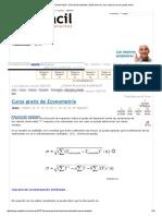 Curso Gratis de Econometría - Desviación Estándar _ AulaFacil 21