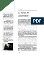 El Reflejo Del Acompañante Revista Numero 28