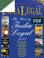 India Legal 15 January 2016