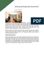 Dekorasi Ruang Keluarga dan Ruang Tamu Ukuran Kecil.docx