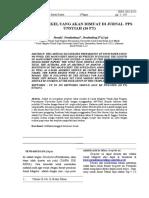 Pedoman Penulisan Terbaru MTS.2014
