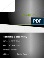 Death Case Ny. Sutiani