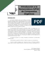 Iupac Form Organica