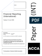acca past paper f7