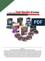 Property Cash Machine E-learning Joe Hartanto