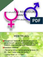 Fisiologi Repro Laki Dan Perempuan
