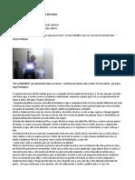 10 Linhas Do Filme OS LUTADORES com Wanderlei Silva - Por Jorge Rodrigues / 10 lines of FIGHTERS with Wanderlei Silva - By Jorge Rodrigues