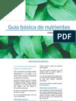 Guia de Nutrientes