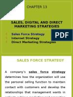 Strategic Marketing Ch-13