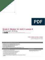 Grade Module