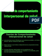 2. Comport a Mien To Interpersonal