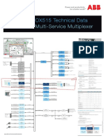FOX515 Technical Data Poster_2015
