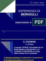 Esperienza di Bernoulli