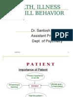 Health, Illness & Behaviour 2