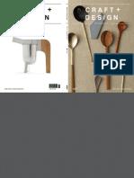 Craft and Design (2014)