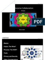 Enterprise Collaboration - Vision