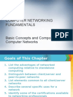 1.1 Describe Basic Concepts and Components of Computer Networks (1)