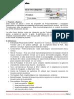 Blasting Guidelines Spanish