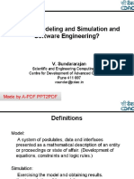 What is Modeling and Simulation
