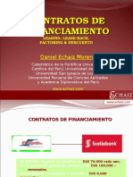 Contrato de Financiamiento